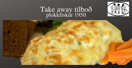 Plokkfiskur take away