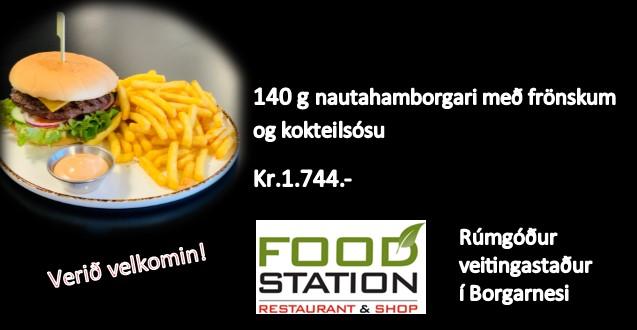 -20%  Héraðsborgaramáltíð