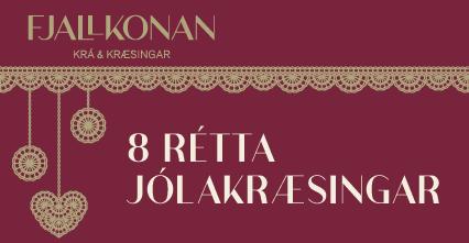 2 fyrir 1 af Jólaseðli