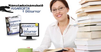 Námstækni - Glósugerð
