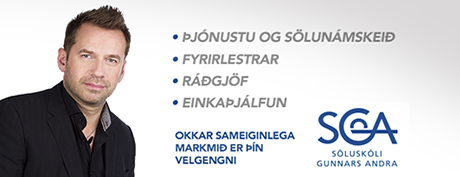 Sölunámskeiðið Gæðasala 06.07 og 07.07.2016